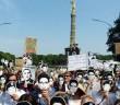 Demonstration gegen das NSA-Überwachungsprogramm Prism / Bild: Mike Herbst; CC-BY-SA 2.0
