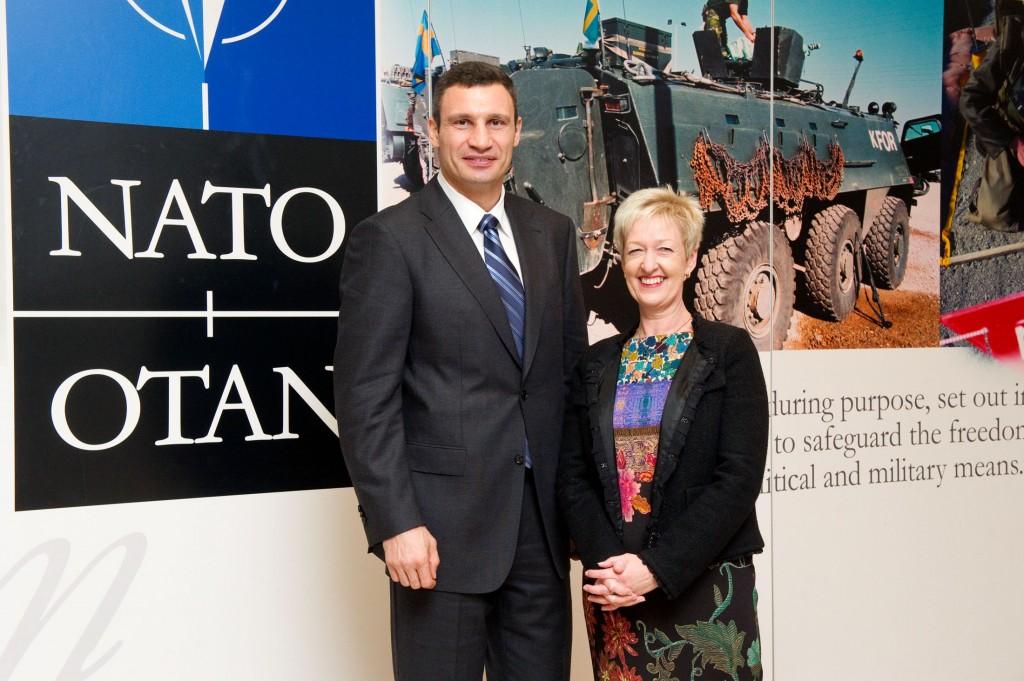 Ukraine, Klitschko und die deutschen Medien