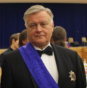 Wladimir Jakunin Portrait