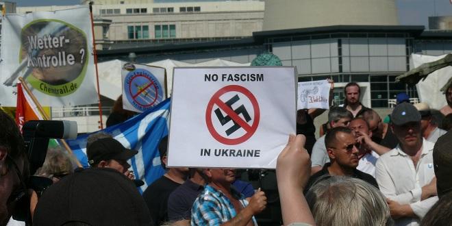 Echter Antifaschismus. / Bild: Martin Müller-Mertens