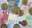 Sammlung von Euroscheinen und -münzen / Bild: Avij