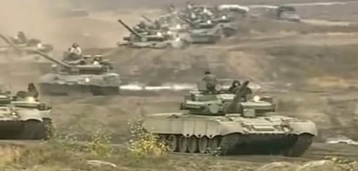 Was würde die NATO für solche Bilder geben... / Screenshot YouTube