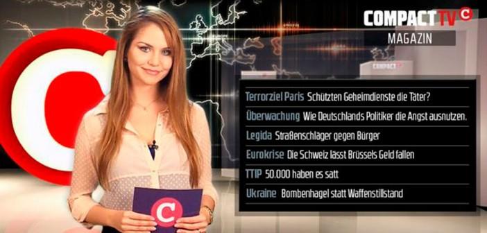 COMPACT-TV, die Zweite