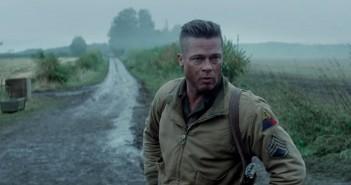 Brad Pitt als Wardaddy. / Bild: Szenenbild aus Herz aus Stahl.