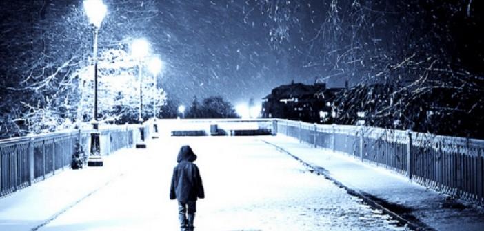 Einsames Kind (Foto: Frédéric de Villamil, flickr)