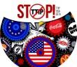 Stop TTIP (Ausschnitt aus einem Bild von Angula Berria)