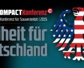 4. COMPACT-Konferenz für Souveränität   2015