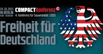 4. COMPACT-Konferenz für Souveränität | 2015