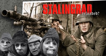 Panzersprung nach Sagan – Flintenuschi spielt Krieg