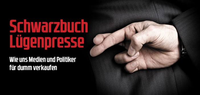 COMPACT-Edition | Schwarzbuch Lügenpresse