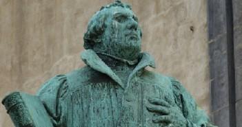 Statue des Reformators Martin Luther (Foto: falco, pixabay)
