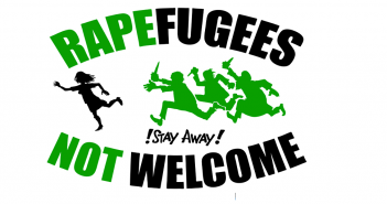 Rapefugees not welcome | Bild: Götz Wiedenroth