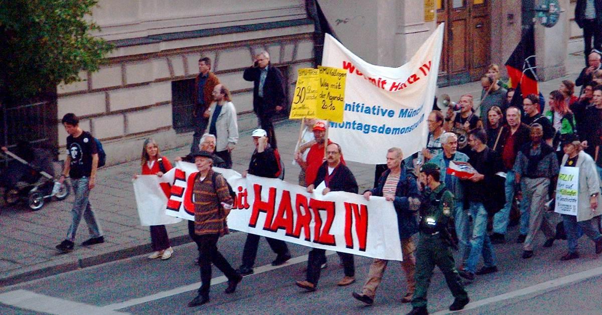 Verfassungsgericht: Hartz-Sanktionsterror teilweise verfassungswidrig