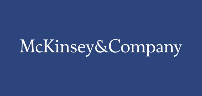 """McKinsey: Unternehmen mit """"sozialem und humanitärem gesellschaftlichen Engagement""""? (Logo, commons.wikimedia.org)"""