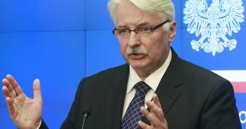Polens Außenminister Witold Waszczykowski   (Foto: picture alliance / AP Photo)