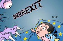 Alptraum Brexit Europa EU Großbritannien. picture alliance / dieKLEINERT.de