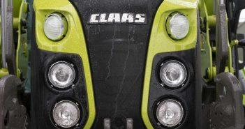 Gehört zu den Ivestoren in Russland: Landmaschinenhersteller Claas (picture alliance)