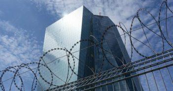 Neubau der Europäischen Zentralbank (picture alliance)