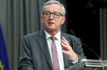 Jean Claude Juncker auf der Pressekonferenz, 28.06.2016