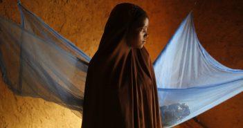 Zwangsheirat im Niger, 12jähriges Mädchen (Foto: picture alliance / AP Photo)