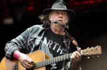 Neil Young. (c) dpa