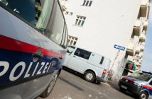 Polizei in Wien-Favoriten