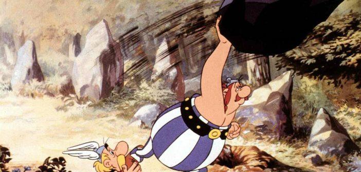 Asterix - Operation Hinkelstein (gegen CETA). picture alliance/United Archives