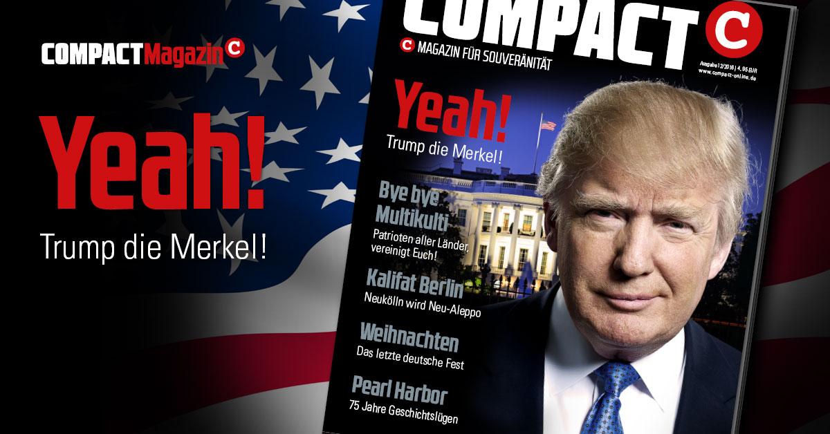 COMPACT-Magazin November 2016