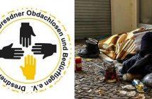 Der Verein Dresdner Obdachlosen und Bedürftigen e.V macht sich für Bedürftige stark.