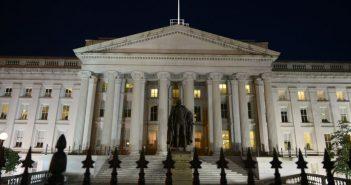 Kafkaesk: Finanzministerium der Vereinigten Staaten von Amerika. (c) dpa