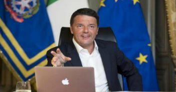 Matteo Renzi. http://www.governo.it/il-presidente