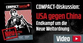 Compact-Spezial Nr. 16 USA gegen China