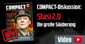 Compact-Magazin Febrauar 2018 Stasi 2.0 Die große Säuberung