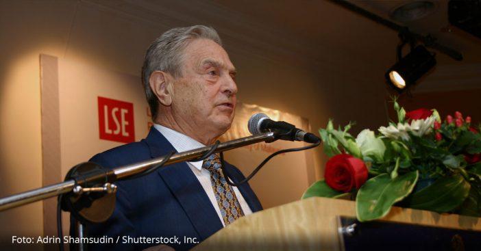 Globalist im Fadenkreuz – US-Kongress ermittelt gegen George Soros › COMPACT