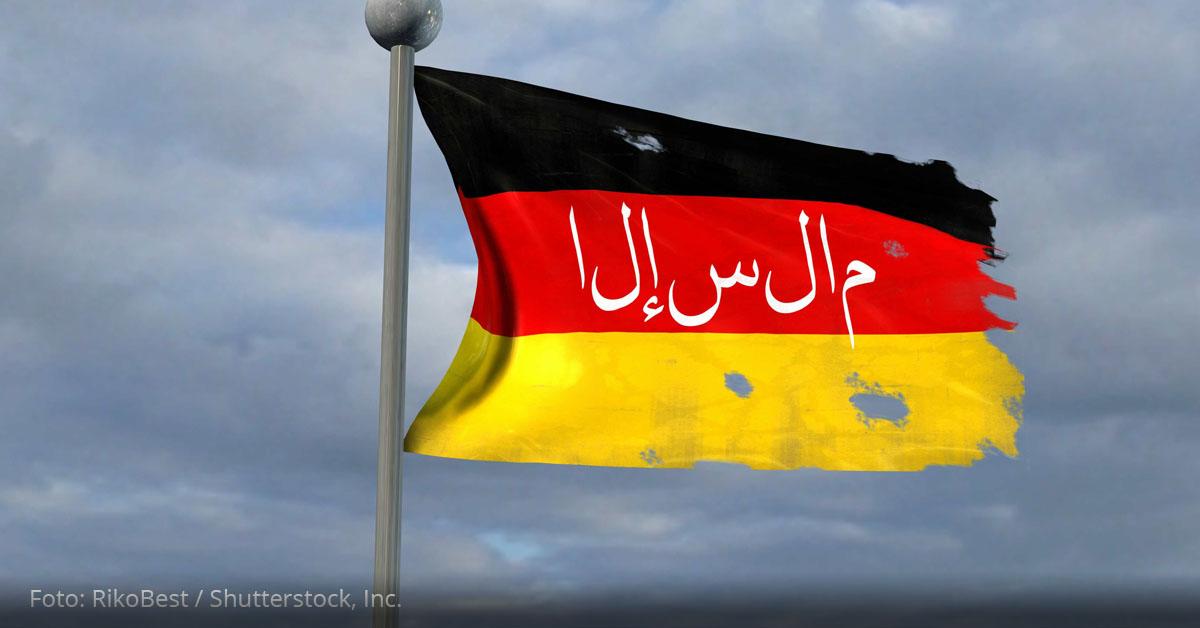 Demnächst muslimischer CDU-Bundeskanzler? Oh ja, dann herrschen wieder Zucht und Ordnung im Land!