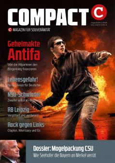 COMPACT Cover Antifa