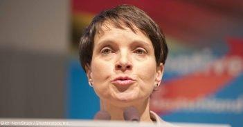 Frauke Petry kann jetzt wegen Meineides angeklagt werden