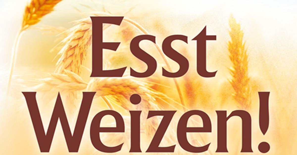 Dr. John Douillard - Esst Weizen! das große Ernährungsbuch jetzt bei COMPACT