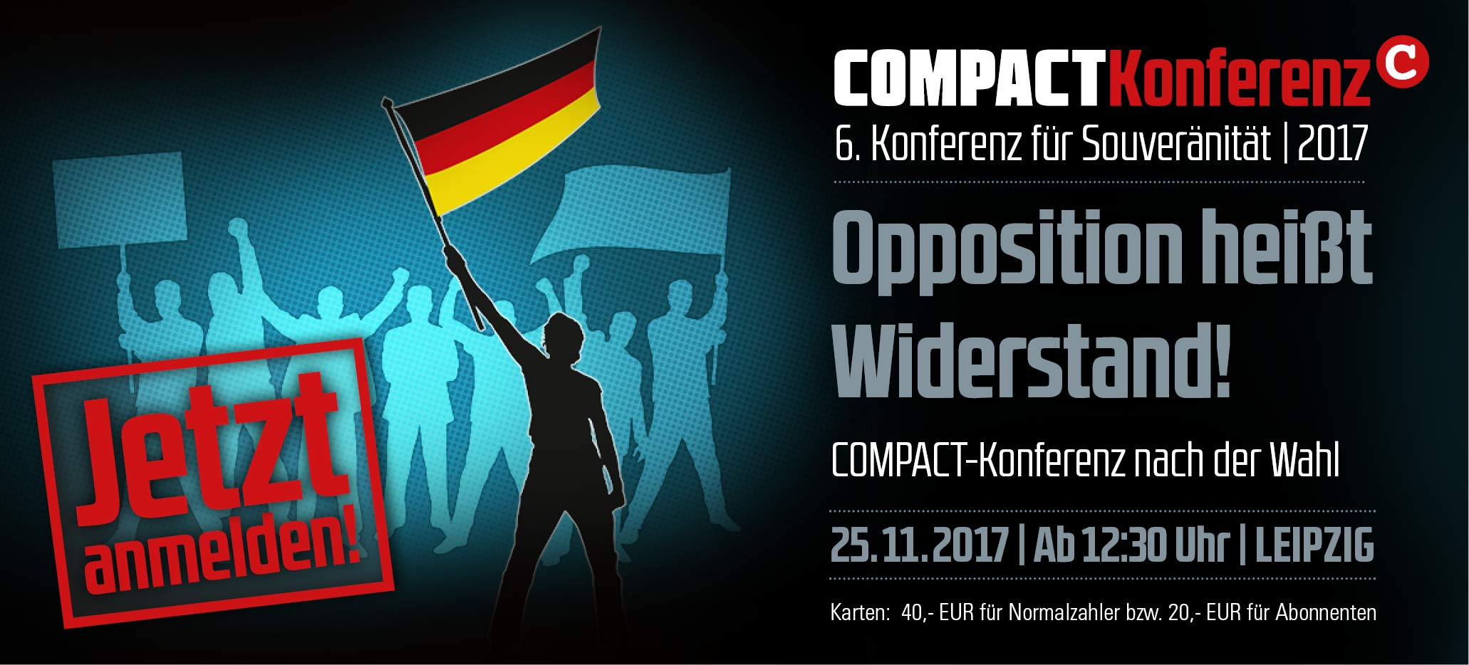 COMPACT-Oppositionskonferenz