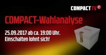 COMPACT-Wahlanalyse 25.09.2017