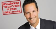 Silberjunge Thorsten Schulte Bestsellerautor COMPACT-Interview