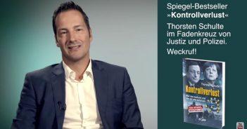 Spiegelbestseller-Autor Thorsten Schulte bei COMPACT