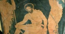 Odysseus, antike Vasenmalerei