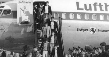 RAF Landshut Lufthansa