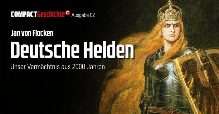 COMPACT-Geschichte Deutsche Helden
