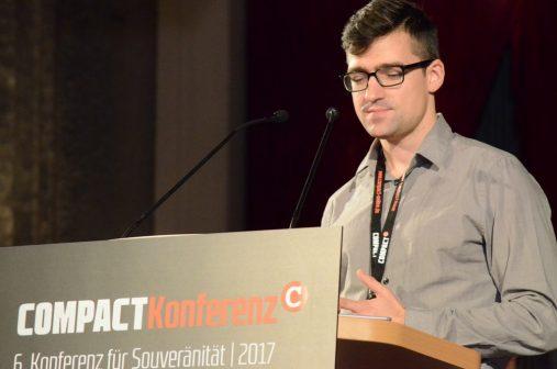 Sellner Rede COMPACT-Konferenz