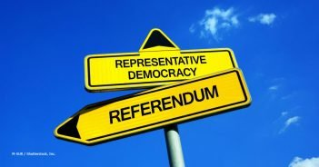 Demokratie Volksentscheid