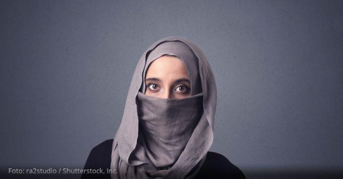 Muslima Islam Kopftuch