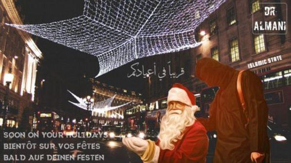 islamischer staat weihnachten
