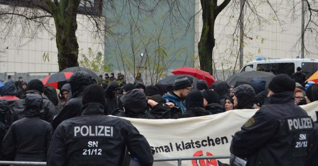 Konferenz Antifa